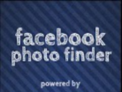 Facebook Photo Finder lite 1.0 Screenshot