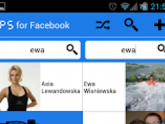 PhotoSync for Facebook 1.1 Screenshot