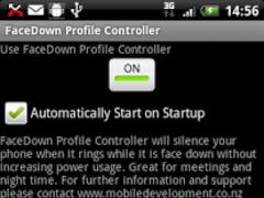 FaceDown Profile Controller 1.02 Screenshot