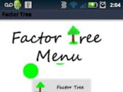 Factor Tree 1.2 Screenshot