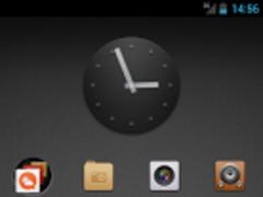 Faenza Theme for Go Launcher 3.02 Screenshot