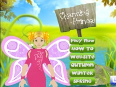 Fairy Princess Dress-Up HD Lite 2.1 Screenshot
