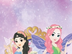 Fairy Tale Dress up - Cinderella Make up and salon Princess to Equestria girls like Pony HD 2.0 Screenshot
