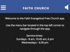 Faith Evangelical Free Church 2.3.0 Screenshot
