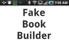Fake Book Builder 1.0.2 Screenshot