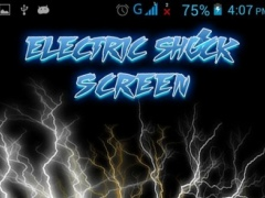 Fake Electric Shock LWP 1.0 Screenshot