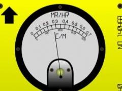 Fake Geiger Counter 1.0 Screenshot