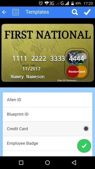 Download Fake 5 Id Free 3 1 Generator