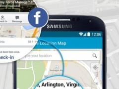 Fake Location Map 2.3 Screenshot