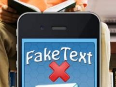 Fake SMS Text Messages 1.0 Screenshot