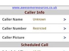FakeCaller 2011 1.2 Screenshot