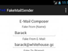 FakeMailSender 1.0.1 Screenshot