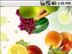 Falling Fruit Live Wallpaper 1.0 Screenshot