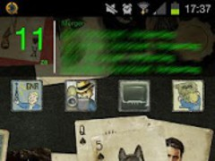 Fallout Theme Go Launcher Ex 1.67 Screenshot