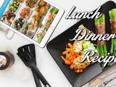 Family Lunch & Dinner Recipes for iPad 1.0 Screenshot