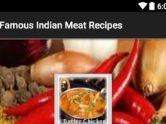 Famous Indian Meat Recipe 1.0 Screenshot