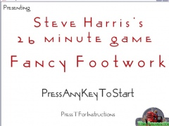 Fancy Footwork 1.0 Screenshot