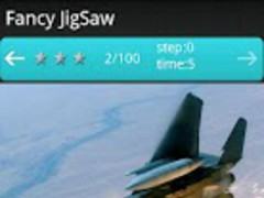Fancy Jigsaw Military airplane 1.4 Screenshot