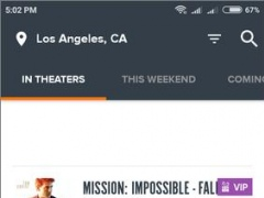 Review Screenshot - Movie Tickets