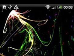 Fantasia Nr.7 Live Wallpaper 1.3 Screenshot