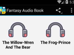 Fantasy AudioBook 1.0 Screenshot