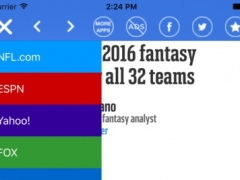Fantasy Football All In One - Apps, News, Tools, and More! 1.1 Screenshot