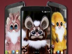 Fantasy Pet Live Wallpaper 1.0 Screenshot