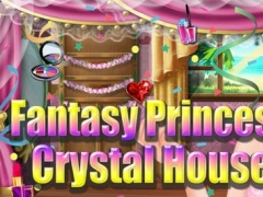 Fantasy Princess Crystal House - Beauty Makeup /Girls Pretty Salon 1.0.0 Screenshot