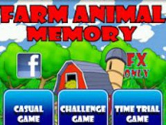 Farm Animal Memory Enhanced 1.0 Screenshot