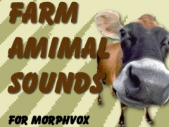Farm Animal Sounds - MorphVOX Add-on 1.1.1 Screenshot
