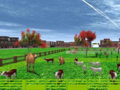 Farm Animal Truck Transport pk 1.0 Screenshot