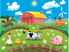 Farm for toddlers HD 2.0.23 Screenshot