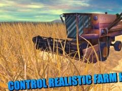 Farm Harvester Tractor Simulator 3D Full 1.0 Screenshot