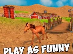 Farm Horse Survival Simulator 3D Full 1.0 Screenshot