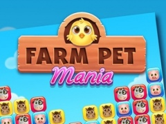 Farm Pet Mania: Rescue the Farm Animals and be a Hero 1.0 Screenshot
