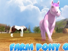 Farm Pony Simulator: Animal Quest 3D Full 1.0 Screenshot