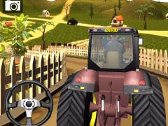 Farm Tractor Simulator Agri Land : Tractor Driver 1.2 Screenshot