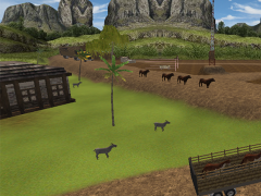 Farm Transporter: Wild Animal 1.0.11 Screenshot