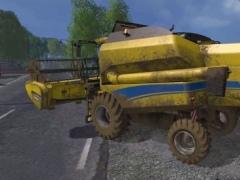 Farmer Simulator 2017: Big Farm Farming 1.0 Screenshot