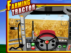 Farming Tractor - Kids 2D Game 1.2 Screenshot
