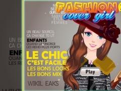 Fashion cover girl 1.0.0 Screenshot
