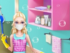 Fashion Doll - House Cleaning 1.5 Screenshot