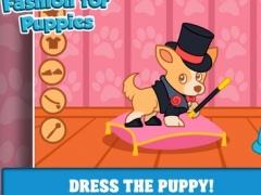 Fashion for Puppies - Dress Them Up! 1.0 Screenshot