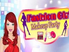 Fashion Girl Makeup Party 1.0 Screenshot