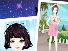 Fashion Queen Style - Sweet Princess Doll Make Up Secret, Girl Games 1.0.5 Screenshot