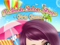 Fashion Salon Stage-Girl Game 1.0.7 Screenshot