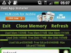Fast App Installer 1.0.4 Screenshot