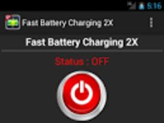 Fast Battery Charging 2X 1.0 Screenshot