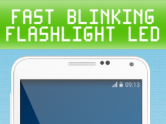 Fast Blinking Flashlight LED 1.3 Screenshot