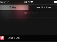 Fast Call Widget 1.0 Screenshot